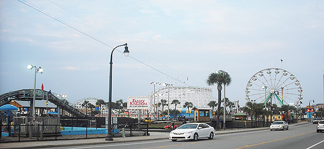 Camelot by the Sea  A KidFriendly Myrtle Beach Resort